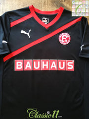 2011/12 Fortuna Düsseldorf Away Football Shirt (L)