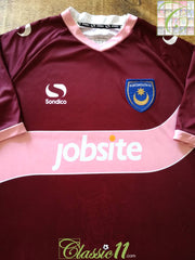 2013/14 Portsmouth 3rd Football Shirt (L)