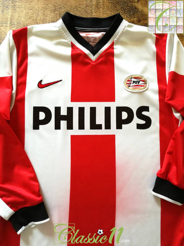 1998/99 PSV Home Football Shirt. (S)