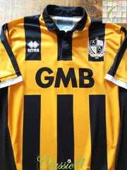 2014/15 Port Vale Away Football Shirt (XL)