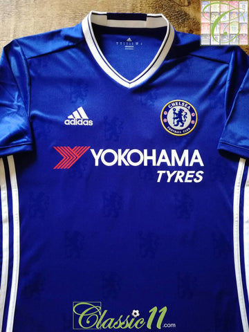 2016/17 Chelsea Home Football Shirt (L) *BNWT*