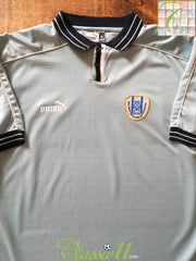 2000/01 Israel Home Football Shirt (XL)