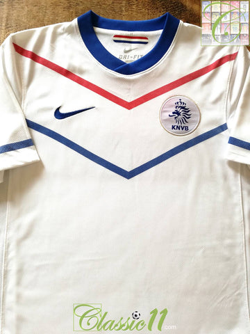 2010/11 Netherlands Away Football Shirt (M)