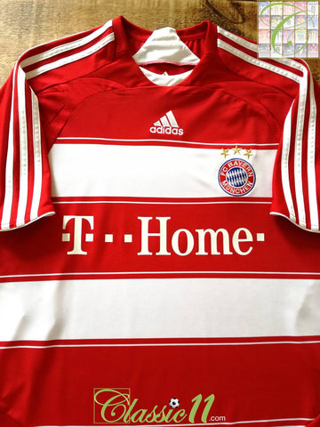 2007/08 Bayern Munich Home Shirt (L)