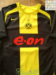 2005/06 Borussia Dortmund Away Shirt (S)