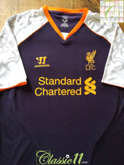 2012/13 Liverpool 3rd Football Shirt (L)