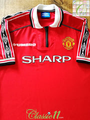 the best attitude 05969 4326f Manchester United Classic Football Shirts / Vintage Soccer ...