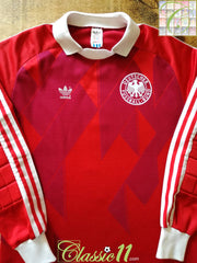 1986/87 West Germany Goalkeeper Football Shirt #1 (M)