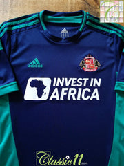 2012/13 Sunderland Away Football Shirt (M)