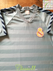 1987/88 Real Madrid Football Training Shirt (XL)