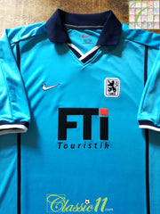 1999/00 1860 Munich Home Football Shirt (XL)