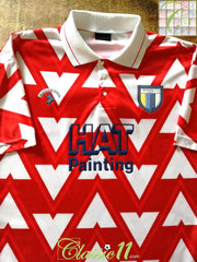 1991/92 Reading Away Football Shirt (M)