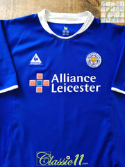 2003/04 Leicester City Home Shirt (M)
