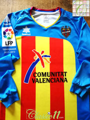 2011/12 Levante 3rd La Liga Football Shirt. (S)