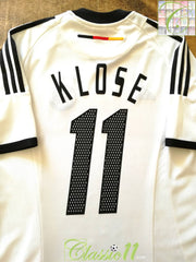 2002/03 Germany Home Football Shirt Klose #11 (M)