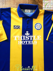 1993/94 Leeds United Away Football Shirt (XL)