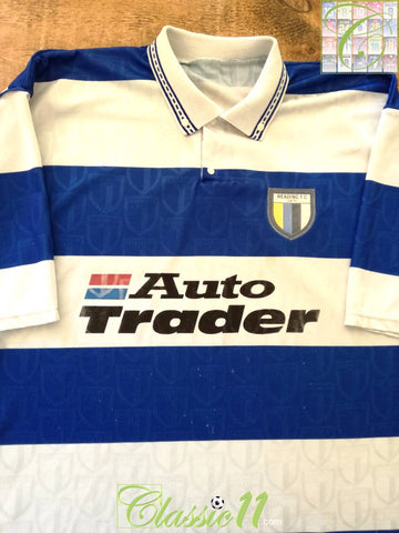 1992/93 Reading Home Football Shirt (XL)