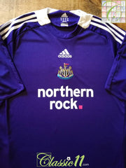2008/09 Newcastle United Away Football Shirt (M)