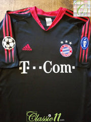 2004/05 Bayern Munich Champions League Football Shirt (L)