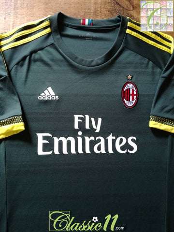 2015/16 AC Milan 3rd Football Shirt (XXL)