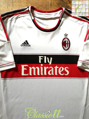 2012/13 AC Milan Away Football Shirt (XXXL)