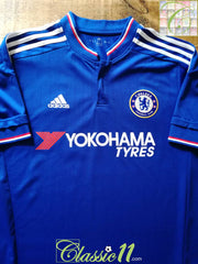 2015/16 Chelsea Home Football Shirt (XL)