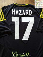 2012/13 Chelsea 3rd European Football Shirt Hazard #17 (L)