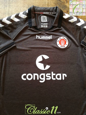 2014/15 St Pauli Home Football Shirt (M)
