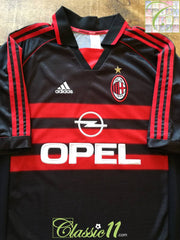 1998/99 AC Milan 3rd Football Shirt (XXL)