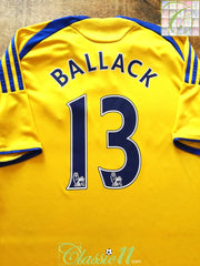 2008/09 Chelsea 3rd Premier League Football Shirt Ballack #13 (L)
