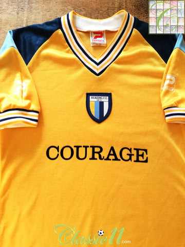 1987/88 Reading Away Football Shirt (S)