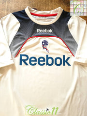 2008/09 Bolton Wanderers Home Football Shirt (S)