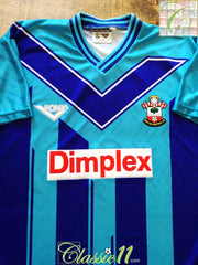 1993/94 Southampton Away Football Shirt (M)