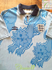 1992/93 England 3rd Football Shirt (L)