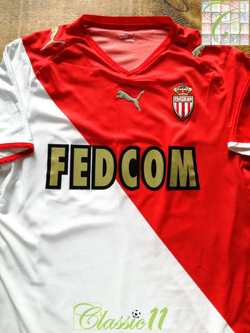 2008/09 Monaco Home Football Shirt (M)