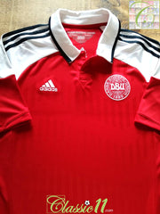 2012/13 Denmark Home Football Shirt (S)