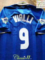 1997/98 Chelsea Home Football Shirt Vialli #9 (XL)