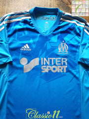 2013/14 Marseille 3rd Football Shirt (M)