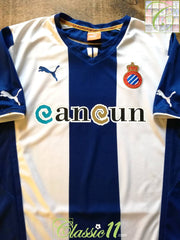 2013/14 Espanyol Home Football Shirt (L)