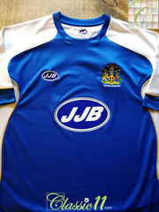2006/07 Wigan Athletic Home Football Shirt (XL)