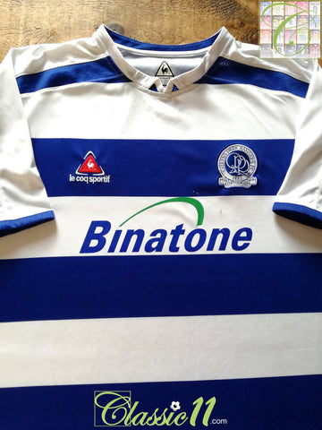 2005/06 QPR Home Football Shirt (M)