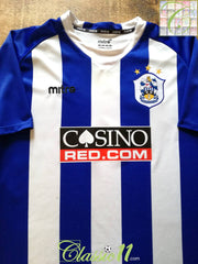 2007/08 Huddersfield Town Home Football Shirt (L)