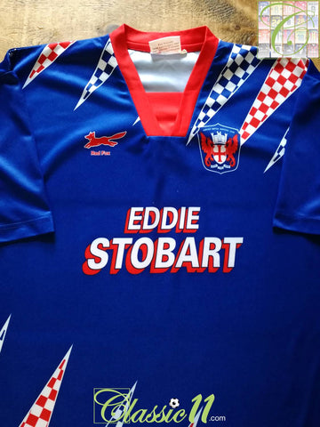 1995/96 Carlisle United Home Football Shirt (XL)