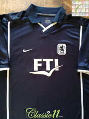 2000/01 1860 Munich Away Football Shirt (XL)