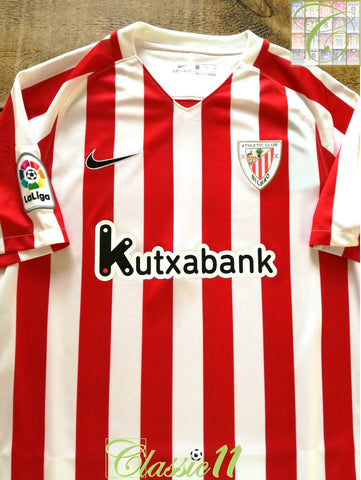 2016/17 Athletic Bilbao Home La Liga Football Shirt *BNWT*