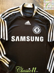 2008/09 Chelsea Away Football Shirt. (S)