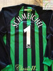 1997/98 Man Utd Goalkeeper Football Shirt Schmeichel #1 (XL)