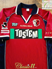 2000 Kashima Antlers Home J.League Football Shirt (L)