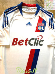 2010/11 Lyon Home Football Shirt (L)
