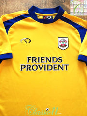 2004/05 Southampton Away Football Shirt (M)